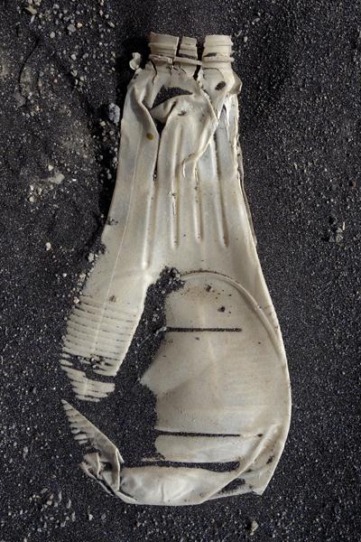 Marion Kieft - Footprint 25, Cabo Verde 2016 - foto op aluminium/dibond